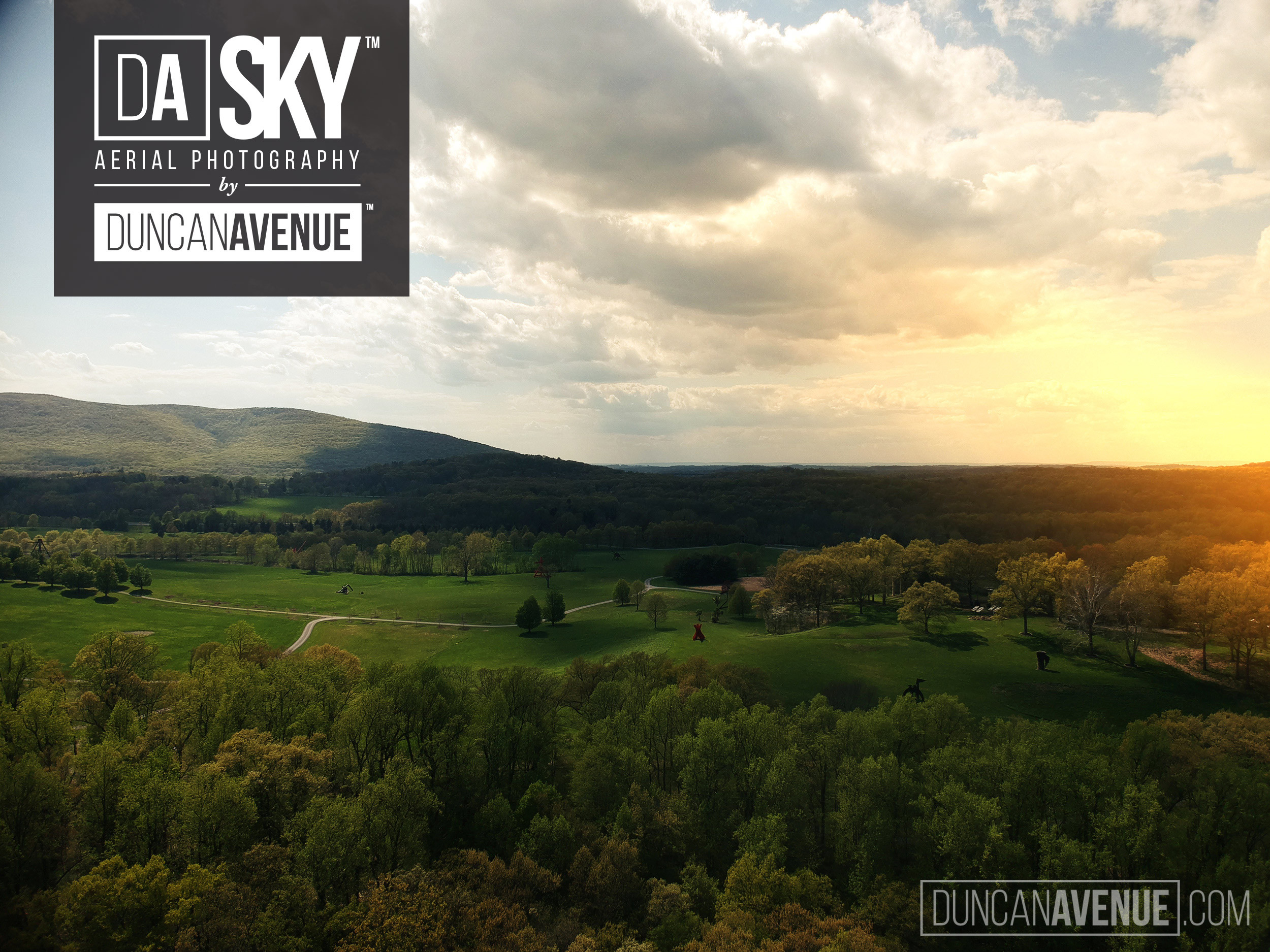 Hudson Valley Aerial Photography by Maxwell Alexander / Duncan Avenue Group