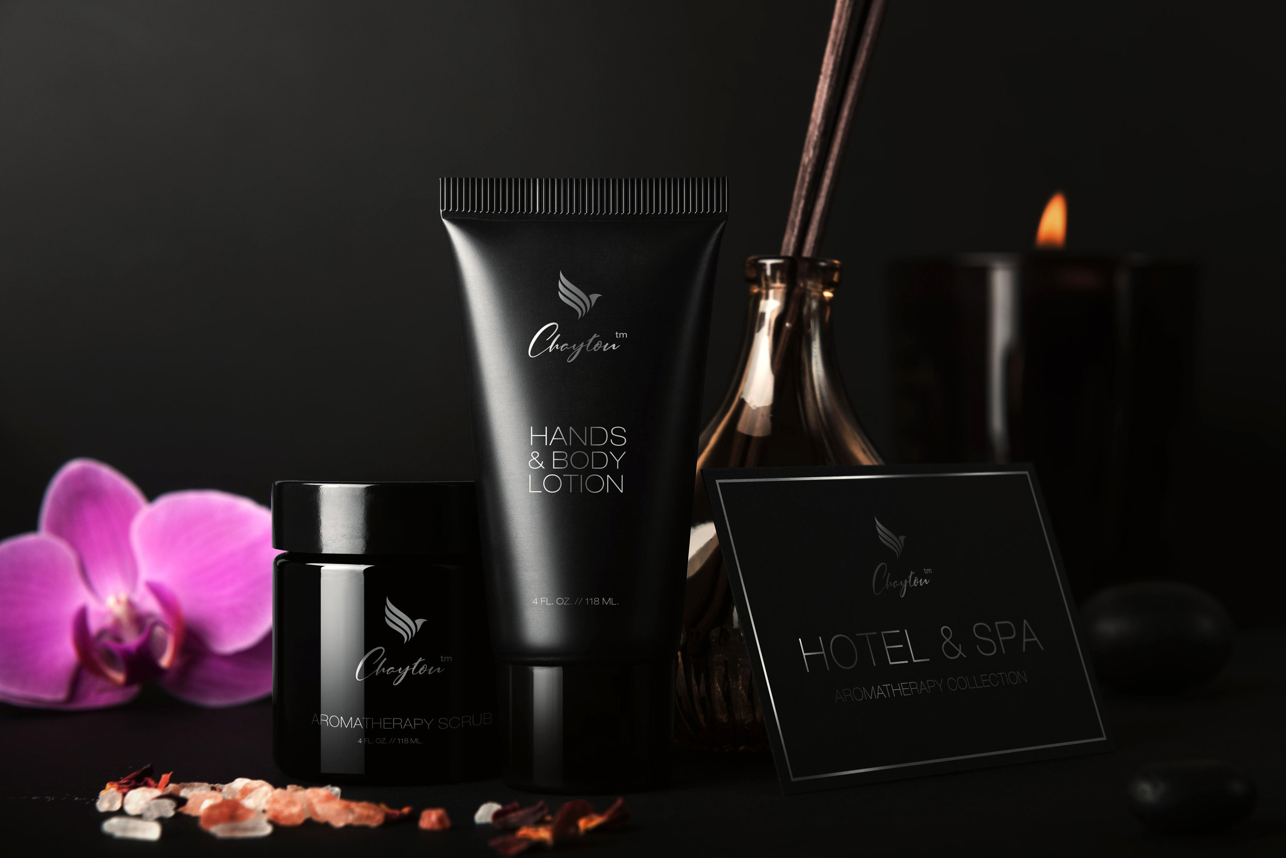 Chayton™ - Luxury Hotel and Spa Amenities