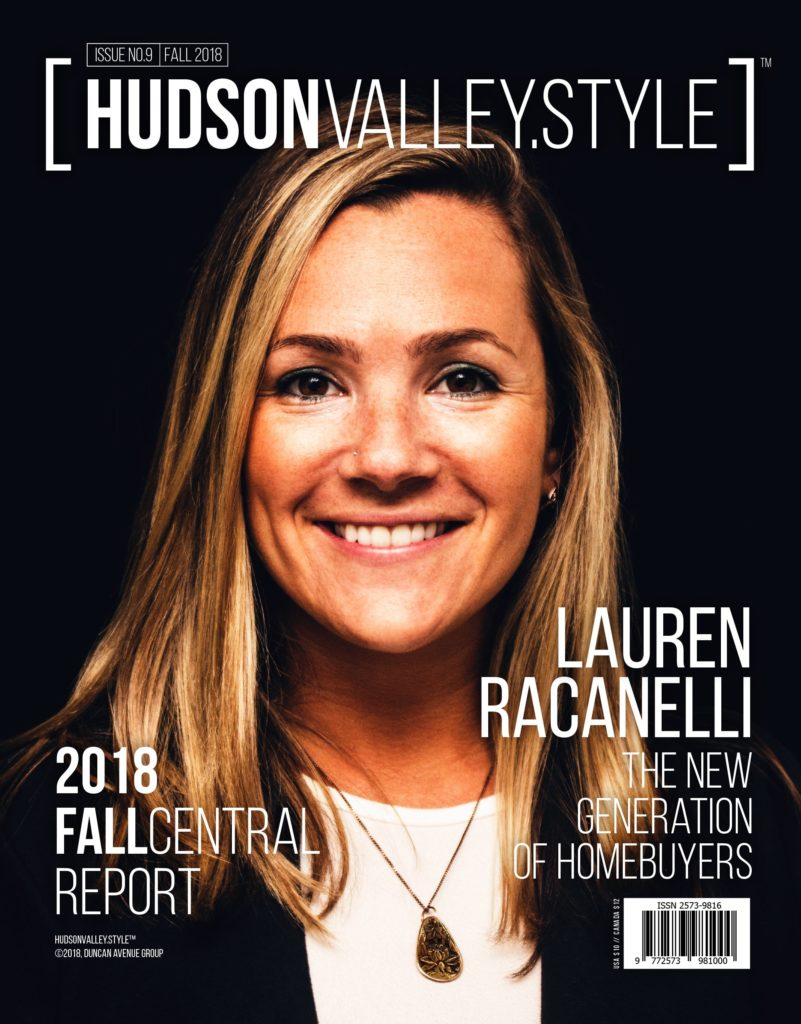 Hudson Valley Style Magazine - Fall 2018 - Design, Art Direction and Photography by Maxwell Alexander