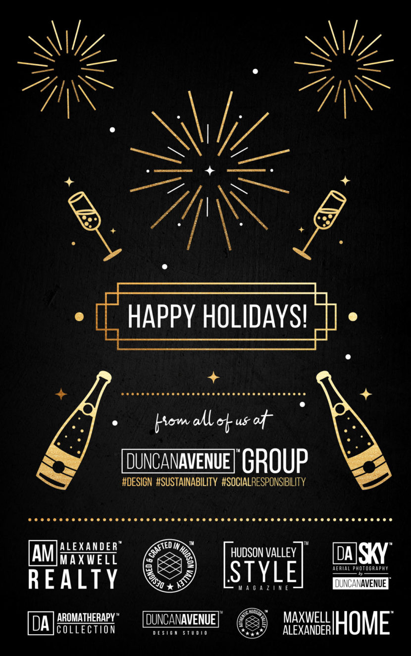 Happy Holidays from Duncan Avenue Group
